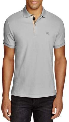 Burberry Regular Fit Polo Shirt