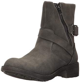 Rocket Dog Women's Tour Eagle Pu Ankle Bootie