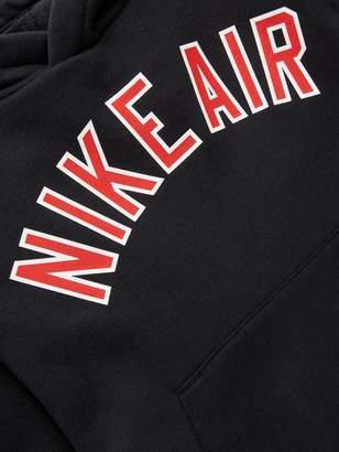 4832d1888 Nike Boys Air Fleece Overhead Hoodie - Black