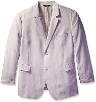 Perry Ellis Men's Big-Tall Suit Jacket
