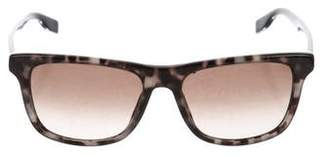 HUGO BOSS Boss by Tortoiseshell Square Sunglasses