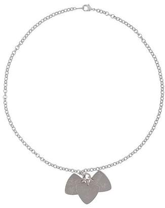 Hysteric Glamour multi heart pendant necklace