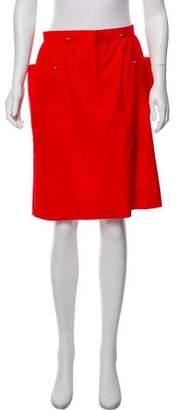 Celine Vintage Pencil Skirt