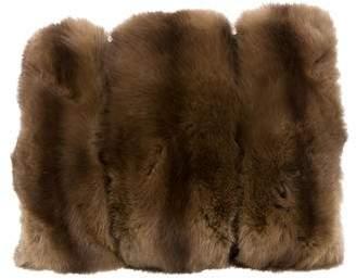 Fur Sable Muff Bag