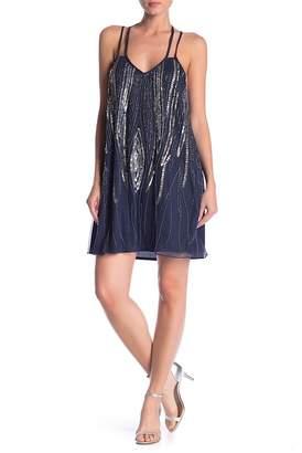 Angie Beaded Cami Shift Dress