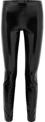 Haider Ackermann Patent-leather Leggings