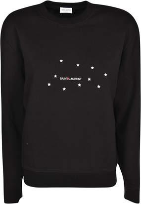 Saint Laurent Sew Petite Sweatshirt