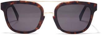 Super Akin Classic Havana Sunglasses