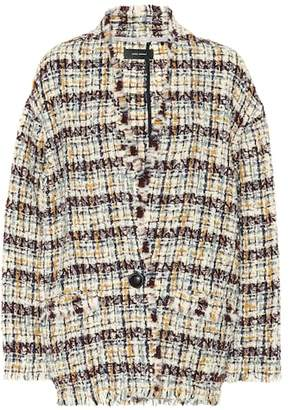 Isabel Marant Iliana tweed coat
