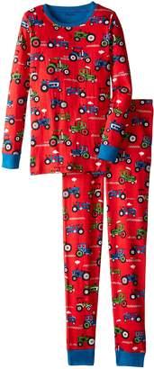 Hatley Boys' Printed Pajama Set