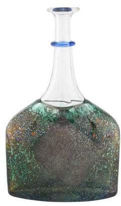 Kosta Boda Satellite Glass Bottle