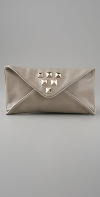 Loeffler Randall Katia Envelope Clutch with Studs