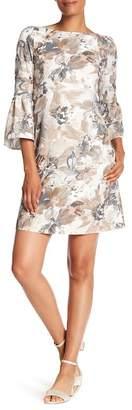 Lafayette 148 New York Marissa Bell Sleeve Dress