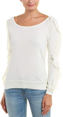 Chaser Ruffle Top