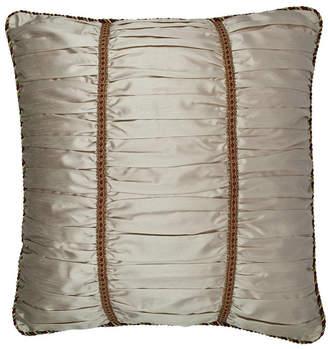 Austin Horn Classics Mount Rouge Luxury Shirred Euro Sham Bedding