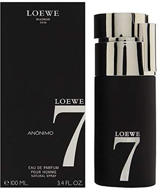 Loewe 7 Anonimo Eau De Parfum Spray for Men 100 milliliter / 3.4 FL.oz New