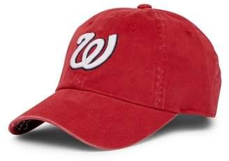 American Needle MLB New Raglan Senators Baseball Cap