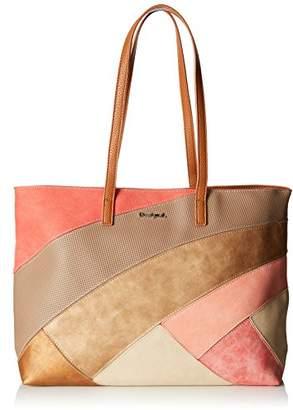 Desigual Bols_caprica Redmond Women's Shoulder Bag 13x29x38 cm (B x H x T)