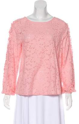Sanctuary Josie Eyelet Top