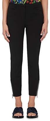 3.1 Phillip Lim Women's Cotton-Blend Ankle-Zip Skinny Pants