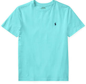 Ralph Lauren Cotton Jersey Crewneck T-Shirt