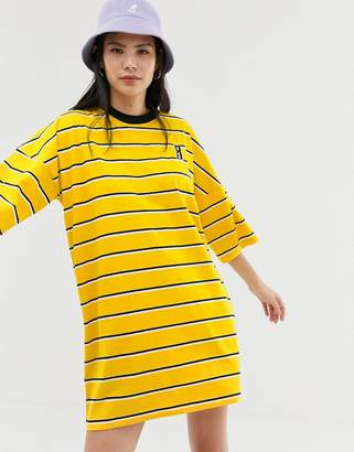 Ragged Jeans striped t-shirt dress