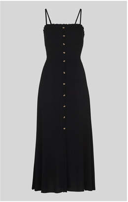 Whistles Gracia Smocked Dress