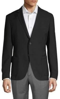 Strellson Textured Wool Blazer
