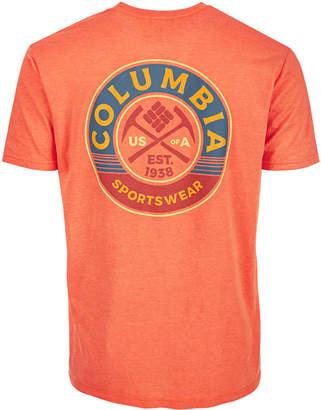 Columbia Men Kayla Logo Graphic T-Shirt