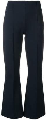 Sonia Rykiel cropped flared trousers