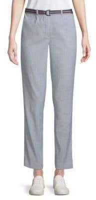 T Tahari Ivana Pinstripe Pants