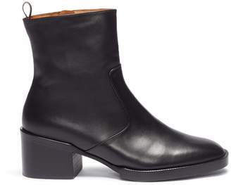 Robert Clergerie 'Caleb' leather ankle boots