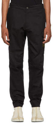 Resort Corps Black Canvas Infantry Cargo Pants