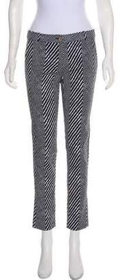 MICHAEL Michael Kors Cropped Printed Pants
