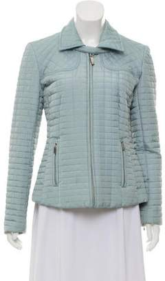 DKNY Lightweight Collared Jacket