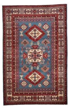 Solo Rugs Kazak Wool Oriental Rug