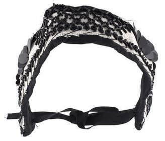 Prada Choker Necklace