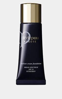 Clé de Peau Beauté Women's Radiant Cream Foundation - O30