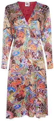 Tommy Hilfiger Tommy X Zendaya zodiac print dress