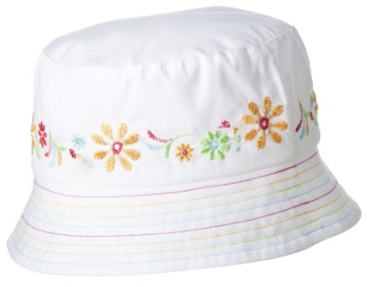 Circo Infant Toddler Girls Swim Bucket Hat - Assorted Colors