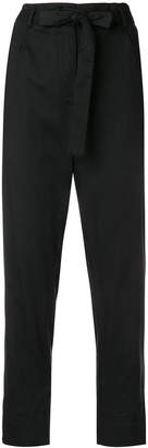 Mauro Grifoni classic cropped trousers