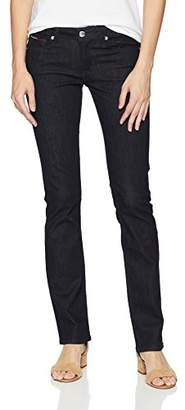 Tommy Hilfiger Tommy Jeans Women's Straight Leg Sandy Mid Rise Jeans