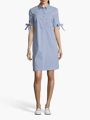 Betty Barclay Striped Shirt Dress