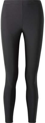 Gucci Printed Stretch Leggings - Black