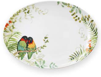 "Ink Dish Porcelain Platter ""Orinoco"""
