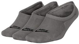 Nike Womens Three-Pack Sportswear Cotton Footie Socks