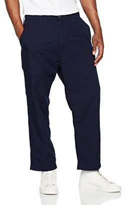 G Star Men's Bronson Loose 7/8 Chino Trouser,36 W/32 L