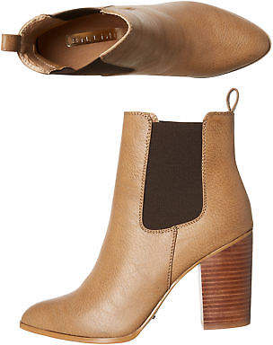 New Billini Women's Womens Jaida Boot Soft Leather Brown
