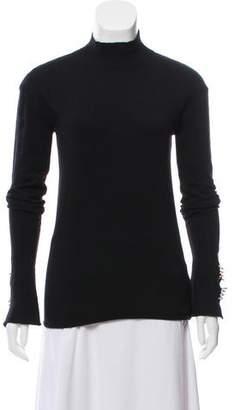 Ellery Wool-Blend Long Sleeve Sweater w/ Tags