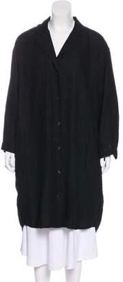 Rachel Comey Linen Duster Coat